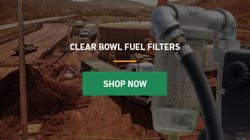 Clear Bowl Fuel Filters