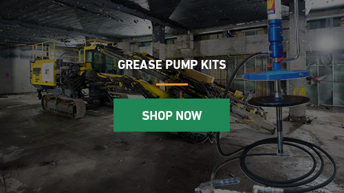 Grease hose and hose reels