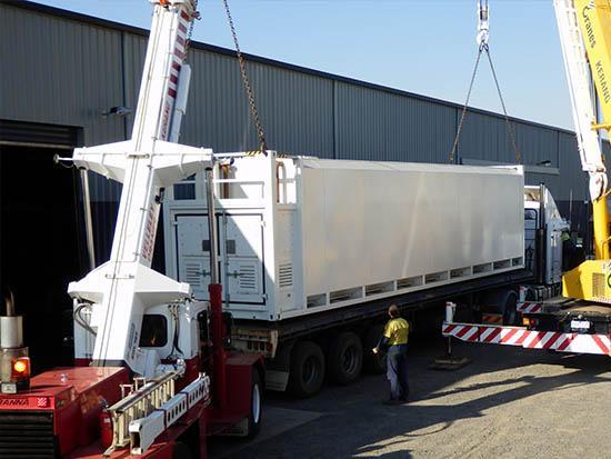 Equipco Diesel Storage tanks
